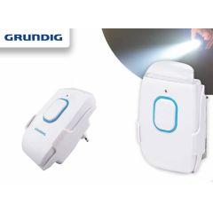 Grundig - Draadloze Nachtlamp en Zaklamp in 1