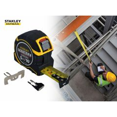 Stanley FatMax Autolock tape 5M E X32 (in cm & Inch)