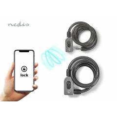 Nedis Bluetooth Fietsslot - Sleutelloze bediening