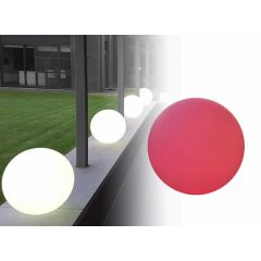 Led Bol Tafel- en Vloerlamp - RGB