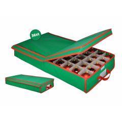 Opbergbox voor 36 kerstballen