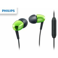 Philips SHE3905GN - In-ear oordopjes - Groen
