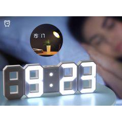iBello Digitale 3D LED Klok Wekker