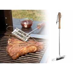 iBello BBQ vlees brandijzer