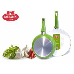 Ballarini Iseo Green Set (2) 24cm + 28cm