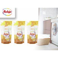 Robijn Klein & Krachtig Color - 75 wasbeurten - Wasmiddel