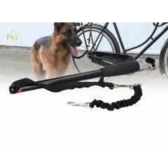 Pet Transport - Fietsbeugel voor hond - Hondenriem