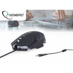 Programmable gaming mouse - MUSG-06