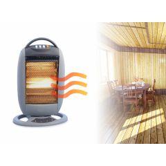 bellson Halogeen heater tot 1200W