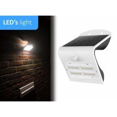 LED's Light Solar buitenlamp met sensor