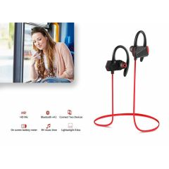 RRJ Bluetooth V4.1 Ear Hook Wireless Sport headset - K9