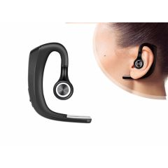 Fedec Bluetooth Headset met Accu - Perfect om handsfree te bellen - A8