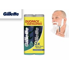 Gillette Scheergel 6 x 200 ml