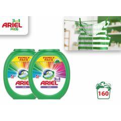 Ariel pods - 160 stuks - 160 wasbeurten