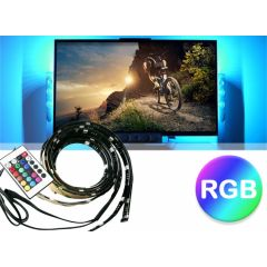 Deluxa LED TV strip, RGB