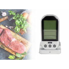 Digitale vleesthermometer - Kernthermometer voor heerlijk vlees met de ideale garing