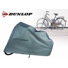 Dunlop grijze fiets- of scooterhoes - Waterafstotend
