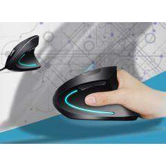 Ergonomische verticale muis - Voorkomt en vermindert pijnklachten