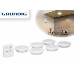 Grundig 5led 6pcs lampjes