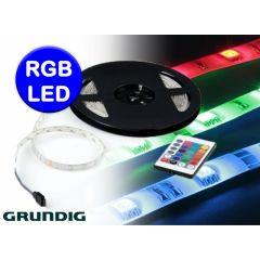 Grundig RGB LED strip - 5 meter