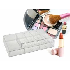 Transparante sieradendoos - Organiser voor make-up, sieraden of kralen