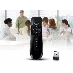 Draadloze Air Mouse presenter met laser - Handig hulpmiddel bij presentaties