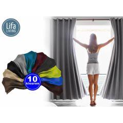 Lifa Living Verduisterende Gordijnen - 250 x 150 cm