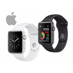 Apple Watch Series 1 - Space grey - 42 mm (refurbished)