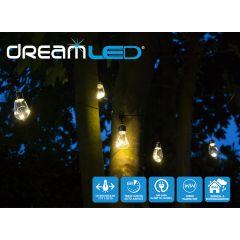 Dreamled 10x LED lamp met 3000K warm wit licht