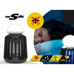 mr Safe Musquito/muggen killer Led lamp lantaarn