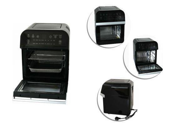 Airfryer - Hetelucht Friteuse - 12 Liter/1600W