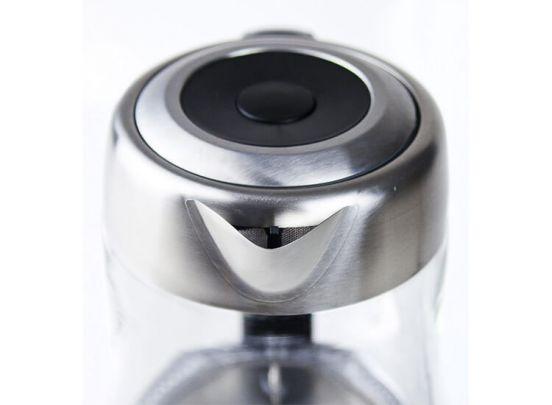 Grafner waterkoker - geeft bij verschillende temperaturen een ander licht