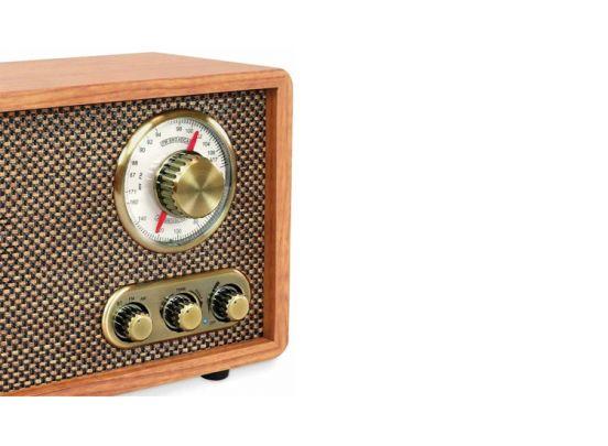 Victrola Retro bluetooth radio - AM & FM