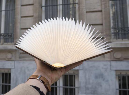 Magische Led Book Lamp - in 3 formaten