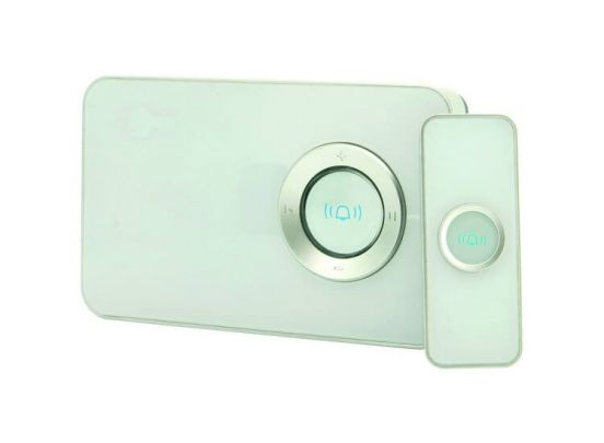 Profile draagbare MP3 deurbel Cambiare - draadloos - 100 meter - 32
