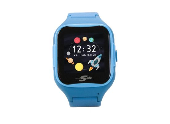 Mr Safe Smart Kids - Smartwatch - Blauw