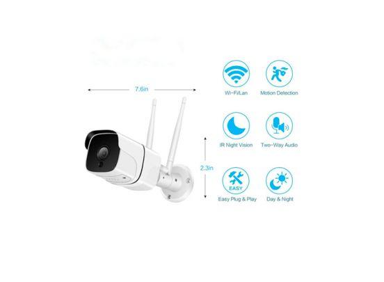 Denver SHO-110 Outdoor Wifi/IP camera met luidspreker