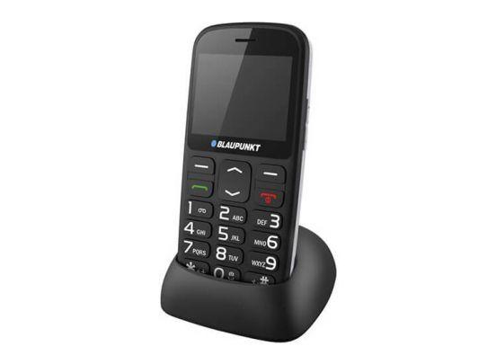 Blaupunkt BS02 Senioren mobiele telefoon