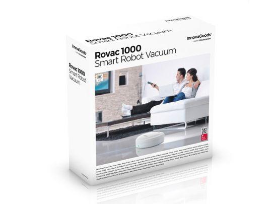InnovaGoods Rovac 1000 Robotstofzuiger