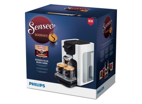 Philips Senseo Quadrante HD7865/00 - Koffiepadapparaat