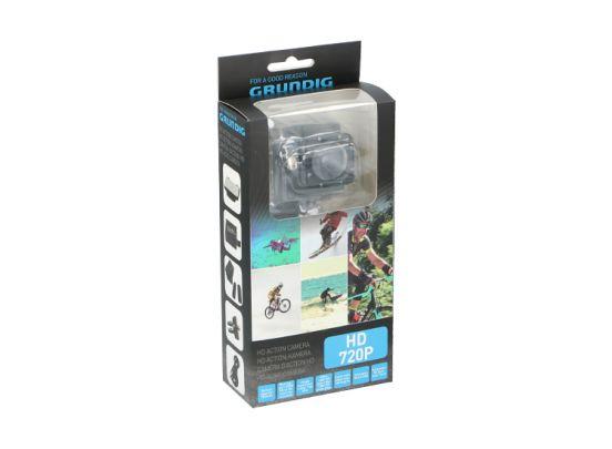 Grundig Action cam inclusief accessoires