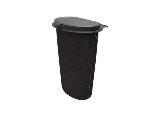CarTrash Prullenbakset - Regular 9L - Zwart