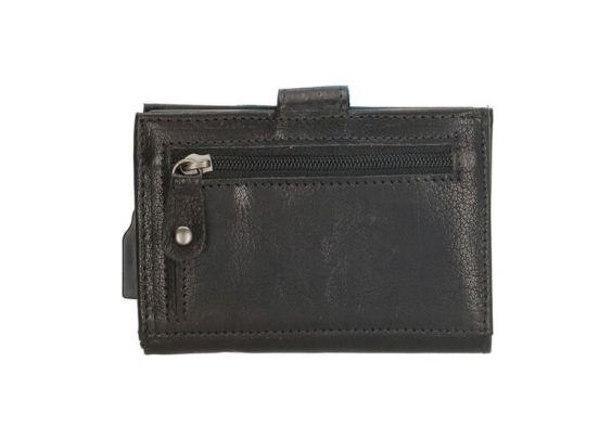 Old West - Leer - Cardprotector Portemonnee