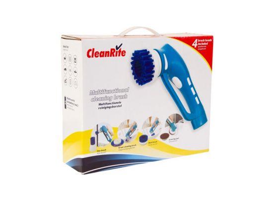 Cleanrite Multifunctionele reinigingsborstel