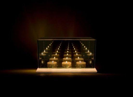 Gusta Waxinelichtjeshouder - Voor een magisch effect