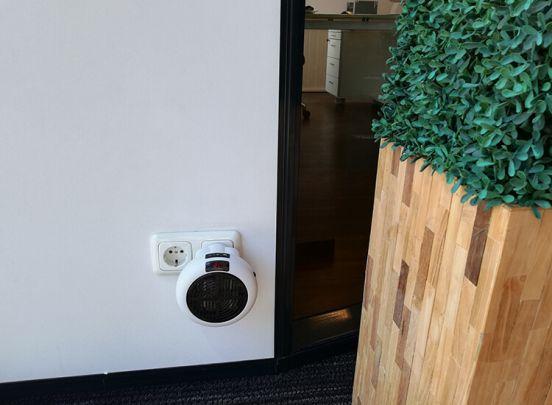 Mesa Living Insta-Heater - Stopcontact verwarming