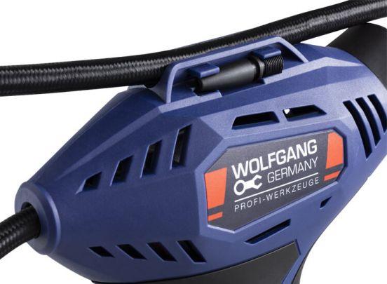 Wolfgang draagbare luchtcompressor - 18V