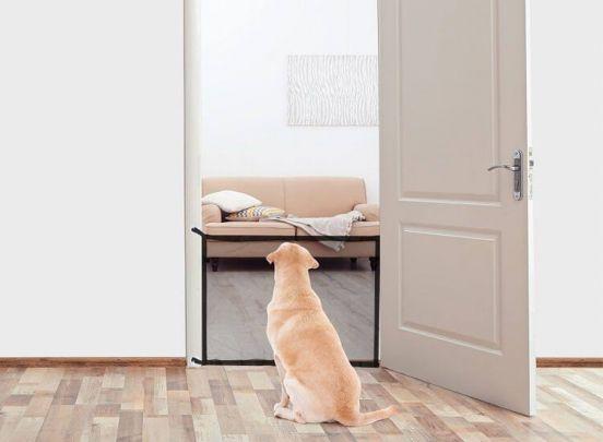 Deluxa Pets Huisdierenrek - Geschikt Voor Deuren of Trappen