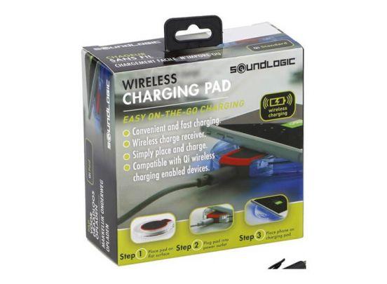 Soundlogic Universele Draadloze Oplader - Inclusief USB-kabel
