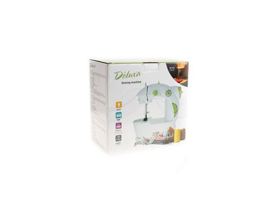 Deluxa mini naaimachine - Geruisloos